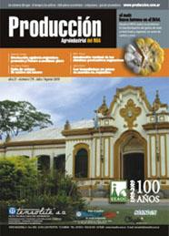 Portada Revista PRODUCCION (Julio / Agosto 2009)